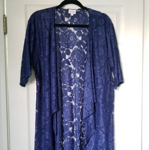 Lace Kimono Cardigan